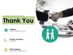 Thank You Ppt PowerPoint Presentation Gallery Deck