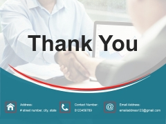 Thank You Ppt PowerPoint Presentation Layouts Picture