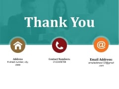 Thank You Ppt PowerPoint Presentation Model Guide
