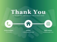 Thank You Ppt PowerPoint Presentation Pictures Gallery