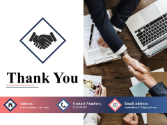 Thank You Ppt PowerPoint Presentation Pictures Introduction