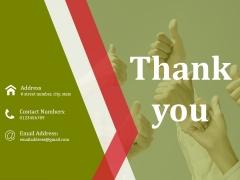 Thank You Ppt PowerPoint Presentation Portfolio Skills