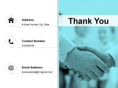 Thank You Ppt PowerPoint Presentation Professional Example