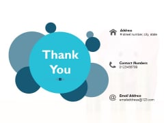 Thank You Ppt PowerPoint Presentation Professional Graphics Example