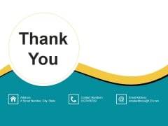 Thank You Ppt PowerPoint Presentation Shapes