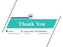 Thank You Ppt PowerPoint Presentation Show Deck