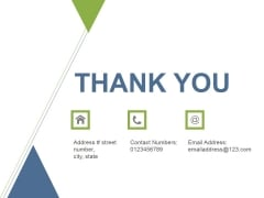 Thank You Ppt PowerPoint Presentation Slide Download