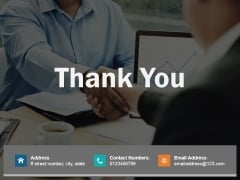 Thank You Ppt PowerPoint Presentation Slides Background