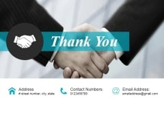 Thank You Ppt PowerPoint Presentation Styles Influencers
