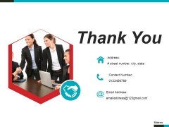 Thank You Ppt PowerPoint Presentation Summary Demonstration