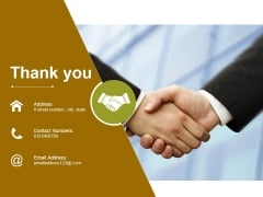 Thank You Ppt PowerPoint Presentation Summary Layout
