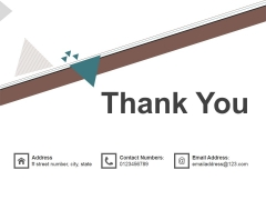 Thank You Ppt PowerPoint Presentation Templates