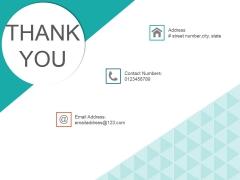 Thank You Ppt PowerPoint Presentation Topics