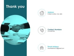 Thank You Prevention Protection And Mitigation Planning Ppt PowerPoint Presentation Gallery Slide