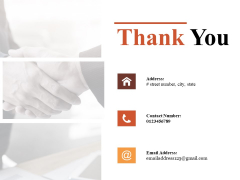 Thank You Problem Solving And Decision Making Ppt PowerPoint Presentation Styles Template