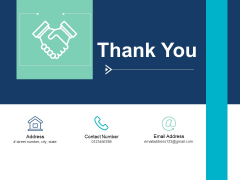 Thank You Project Cost Estimation Methods Ppt PowerPoint Presentation Infographics Diagrams