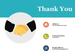 Thank You Project Governance Model Ppt PowerPoint Presentation Model Maker