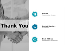 Thank You Project Risk Assessment Ppt Powerpoint Presentation Styles Graphics Pictures