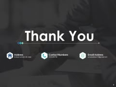 Thank You Project Workforce Management Ppt PowerPoint Presentation Summary Tips