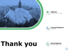 Thank You Replacement Planning Ppt Powerpoint Presentation Icon Graphic Images