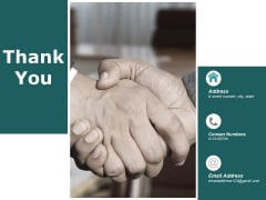 Thank You Risk Management Lifecycle Process Ppt PowerPoint Presentation Inspiration Samples