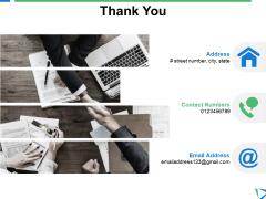 Thank You Six Building Blocks Of Digital Transformation Ppt PowerPoint Presentation Slides Infographics