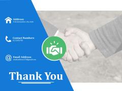 Thank You Strategic Management System And Processes Ppt PowerPoint Presentation Ideas Slide Portrait