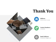Thank You Strategy Board Ppt PowerPoint Presentation Show Inspiration