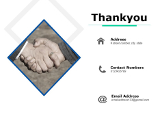Thank You Supply Chain Inventory And Logistics Ppt PowerPoint Presentation Show Icons