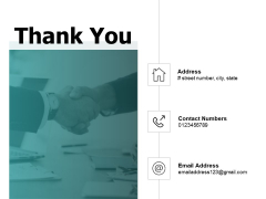 Thank You Trading Instruments Ppt PowerPoint Presentation Professional Images