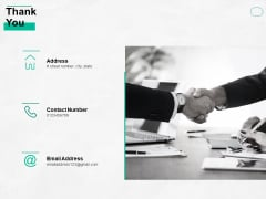 thank you types of business environment ppt powerpoint presentation file grid