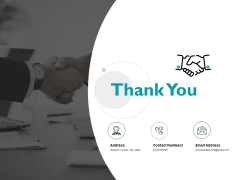 Thank You Working Capital Analysis Ppt PowerPoint Presentation Model Format