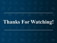 Thanks For Watching Ppt PowerPoint Presentation Slides Format Ideas