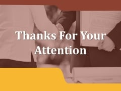 Thanks For Your Attention Ppt PowerPoint Presentation Graphics