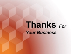 Thanks For Your Business Ppt PowerPoint Presentation Infographics Outline