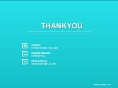 Thankyou Ppt PowerPoint Presentation Tips