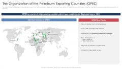 The Organization Of The Petroleum Exporting Countries OPEC Background PDF