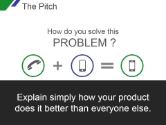 The Pitch Template 1 Ppt PowerPoint Presentation Good