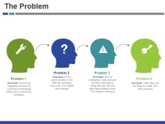 The Problem Ppt PowerPoint Presentation Model Outline