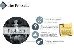 The Problem Ppt PowerPoint Presentation Outline Background