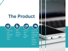 The Product Ppt PowerPoint Presentation Model