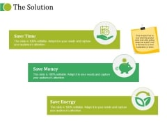 The Solution Ppt PowerPoint Presentation Designs Download