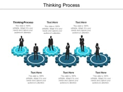 Thinking Process Ppt PowerPoint Presentation Portfolio Examples Cpb