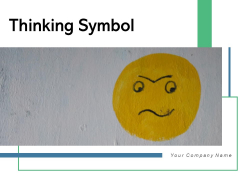 Thinking Symbol Business Puzzles Ppt PowerPoint Presentation Complete Deck