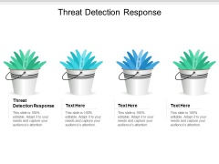 Threat Detection Response Ppt PowerPoint Presentation Gallery Good Cpb
