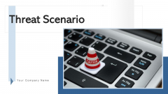 Threat Scenario Technological Externalities Ppt PowerPoint Presentation Complete Deck With Slides