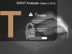Threats Ppt PowerPoint Presentation Infographic Template Clipart Images