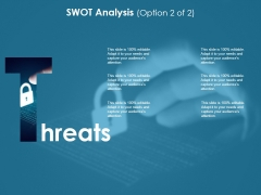Threats Ppt PowerPoint Presentation Portfolio Slides