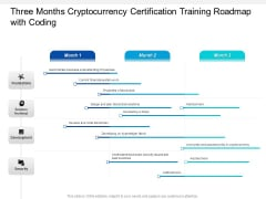 Three Months Cryptocurrency Certification Training Roadmap With Coding Background