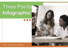Three Points Infographic Innovation Process Optimization Ppt PowerPoint Presentation Complete Deck